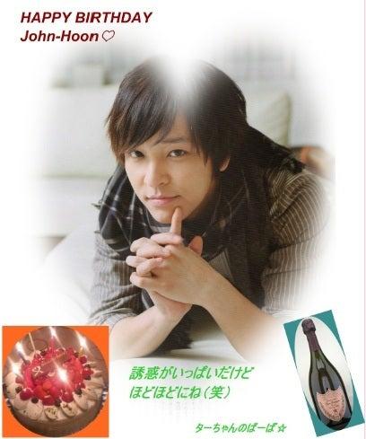 $John-Hoon~ターちゃんのばーば☆