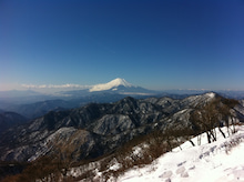 ササブログ-不動ノ峰