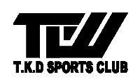 TKDスポーツクラブロゴ