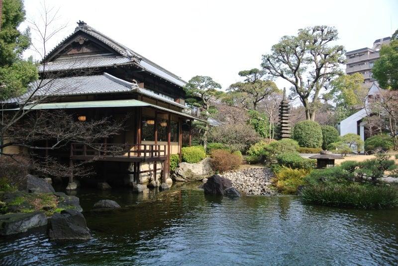 銀座由美ママの心意気-大阪太閤園 庭園