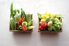 食べて飲んで観て読んだコト+レストラン・カザマ-タイの野菜と果物