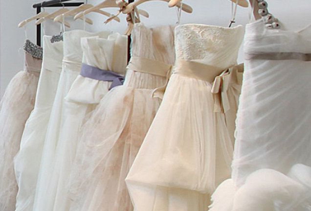 Vera Wang Wedding Dresses For Rent