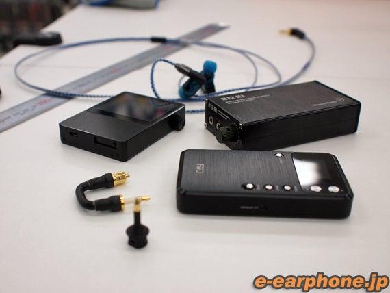 イヤホン・ヘッドホン専門店「e☆イヤホン」のBlog-AK100から光接続!ハイレゾをもっと高音質で!21