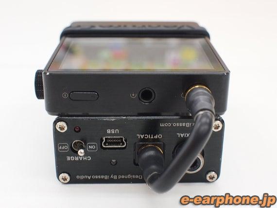 イヤホン・ヘッドホン専門店「e☆イヤホン」のBlog-AK100から光接続!ハイレゾをもっと高音質で!09