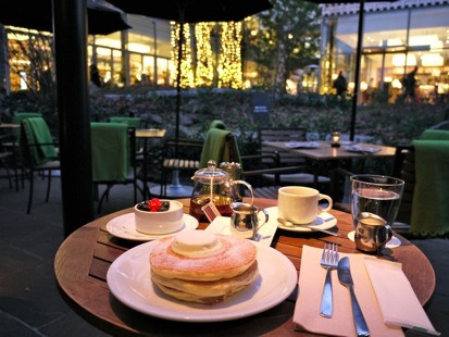 $フロミの横浜カフェ巡り-IVY PLACE