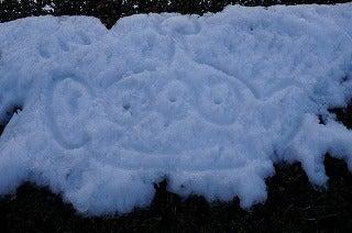 あひるるる-雪