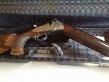 $ハラやんのクレー射撃と趣味のガレージ-SO5 グリップ、プチ整形