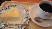 31歳からのスイーツ道#-チーズケーキ@ドトールコーヒー