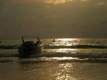 夫婦世界旅行-妻編-ボートと海