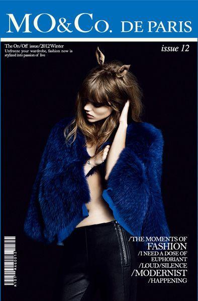 Freja-MO&Co Magazine11 - Fall 2012