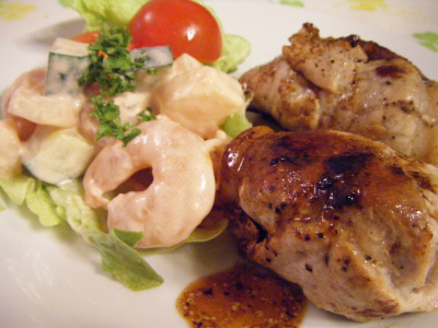 1つのレシピが10のレパートリーに!                簡単・楽しいお料理教室「nori★nori★kitchen」