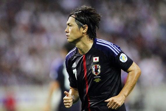 遠藤保仁 日本代表