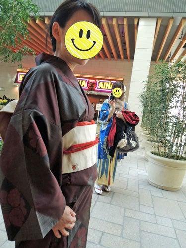 $東京で着物ライフを楽しむ会 ~東京きものライフ~-まゆみさん
