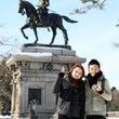 2013、冬、仙台
