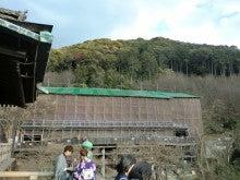 赤と黒-清水寺②