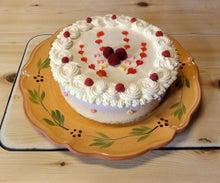 $ムツゴロウ動物王国のブログ-ケーキ