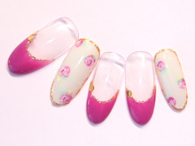 $六本木 ネイルサロン NORIKO nail ネイル ブログ