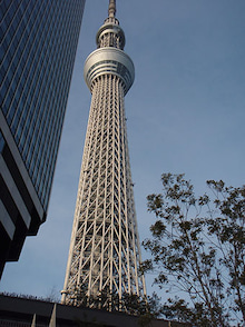 ちょっとそこまで-東京スカイツリー1