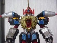 $電光石火の申し子の新・ホビーダイアリー(仮)-殆ど外見は巨大ロボット