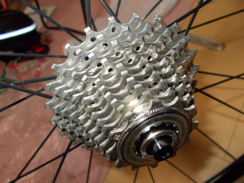 自転車の 自転車 洗浄 : 本日も自転車日和~(・ω ...