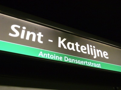 オランダ語表記