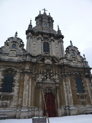 ベギナージュ教会2