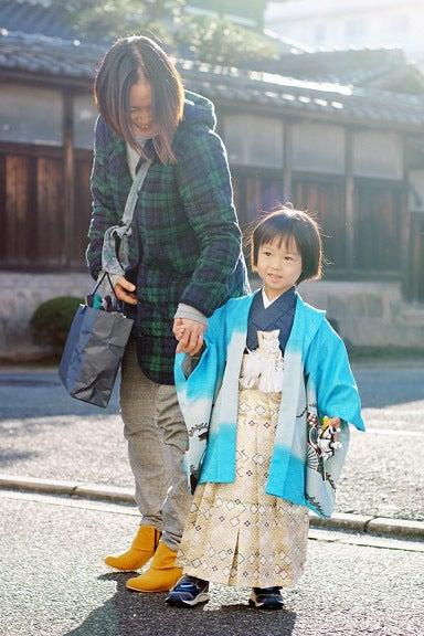 $門真・萱島の写真館 Photo Studio Ohana な日々-ママと七五三