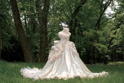 $アンティークドレスに魅せられて