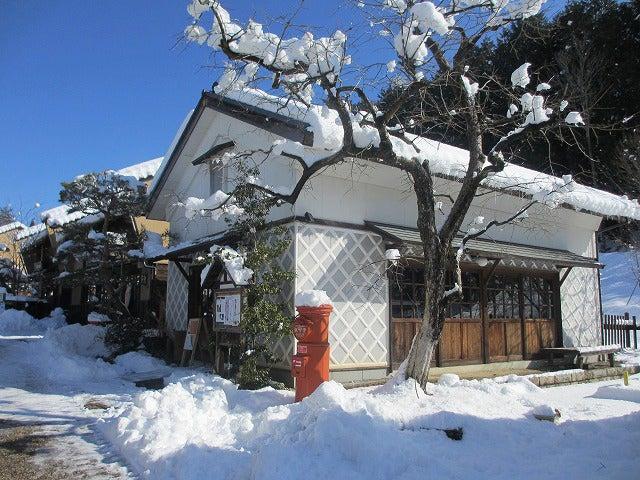 伊那谷道中かぶちゃん村