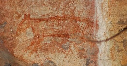 パンデモニウムタスマニア島のフクロオオカミ、絶滅の原因は人間