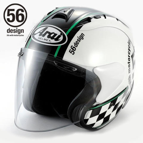 カフェレーサー風ヘルメットを買いたい!   トラとアメコカ日記