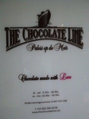 チョコレートライン