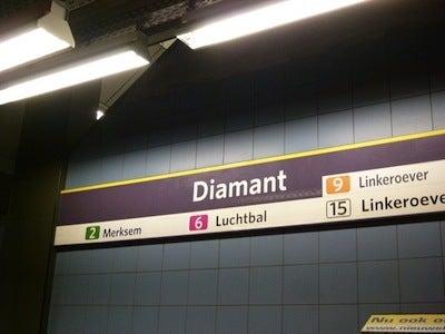 ディアマンテ駅1