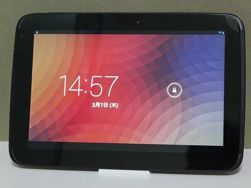 特選街情報 NX-Station Blog-Nexus10レビュー
