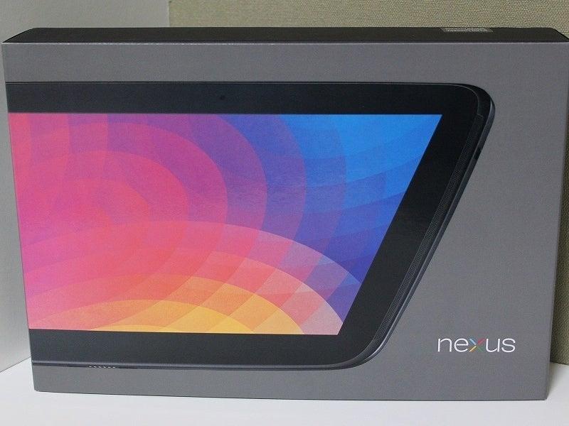 特選街情報 NX-Station Blog-Nexus10箱