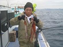南房総・鴨川市・江見港・長七丸釣果速報-スルメイカ