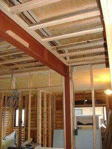 甘棠のブログ-両親の部屋は天井がもうすでに