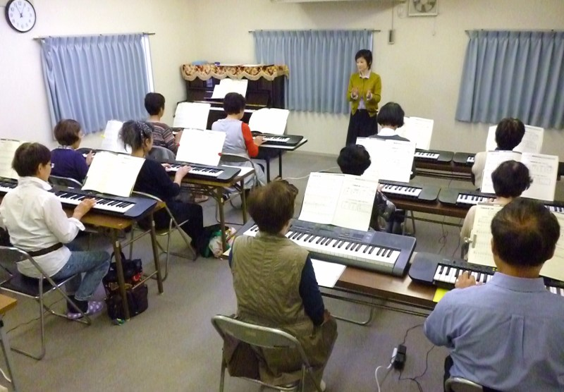 Images of 音楽教室 - JapaneseClass.jp