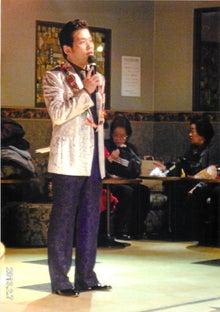 田山ひろし東京後援会のブログ-歌う田山ひろし2