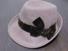 神戸のカラーリスト スタイリスト  トータル素敵プロデューサー☆みつこのブログ-フェルト帽