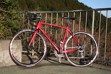 GreenCycleのブログ -自転車は摩荷車!!--ANCHOR RL8 EQUIPE