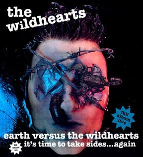SNOW BLIND WORLD-THE WiLDHEARTS
