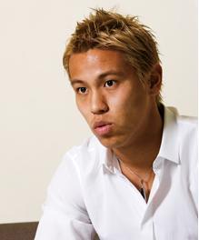やる気 仕事成功のカギ-本田選手