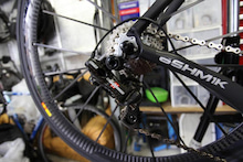 西豪的自転車事情