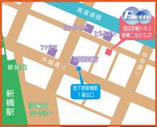 麻雀Paletteのブログ-MAP