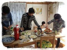 ココロとカラダにやさしいいえづくりBLOG-第9回 木の家の会
