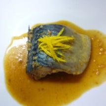 鯖の塩麹入り味噌煮
