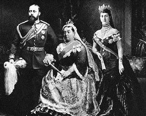 【英国王室】ジョージ5世とメアリー妃の6人の子供たち 悲劇の英国王子ジョン