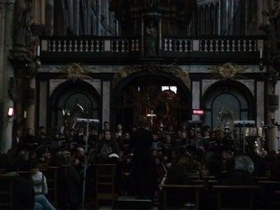聖歌の合唱2