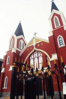 中国大連生活・観光旅行ニュース**-大連 天主教堂